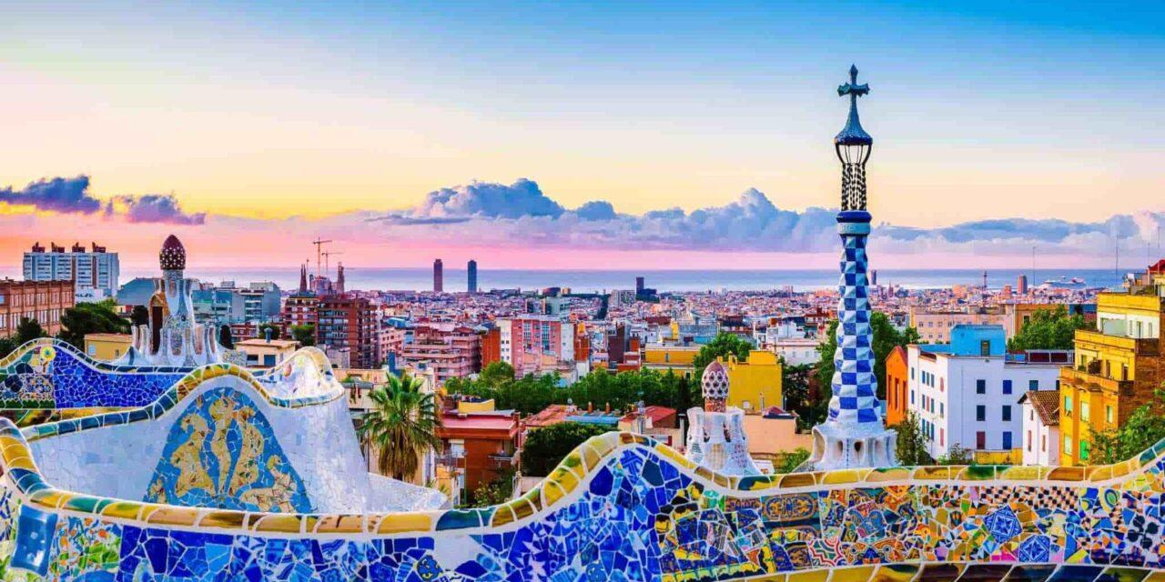 Yaya Odaklı Şehir Barselona