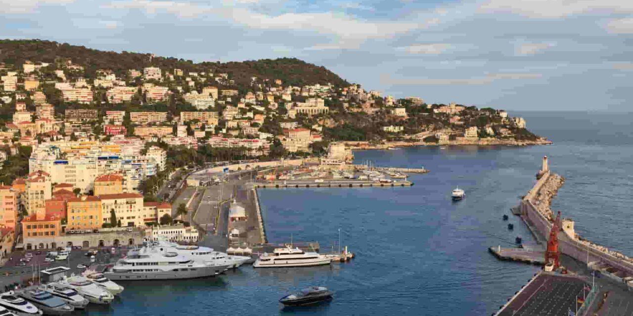 Fransız Rivierası'nın Başkenti Nice