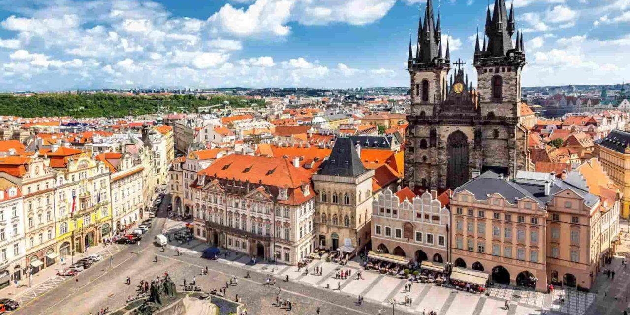 Kafka'nın Evi Prag