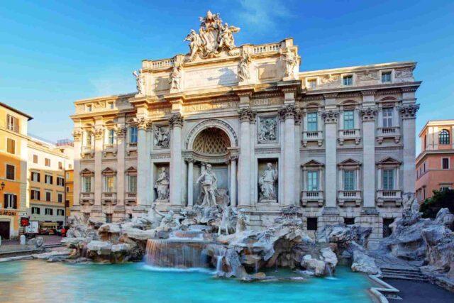 Roma Aşk Çeşmesi Ve Hikayesi, Roma Aşk Çeşmesi, Trevi Çeşmesi, Roma Gezilecek Yerler, Otobüsle Avrupa Turu