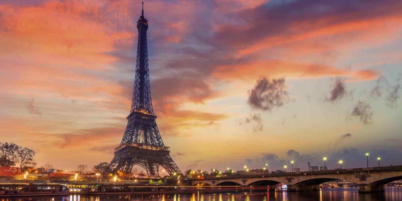 Paris'te Görülmesi Gereken 10 Yer