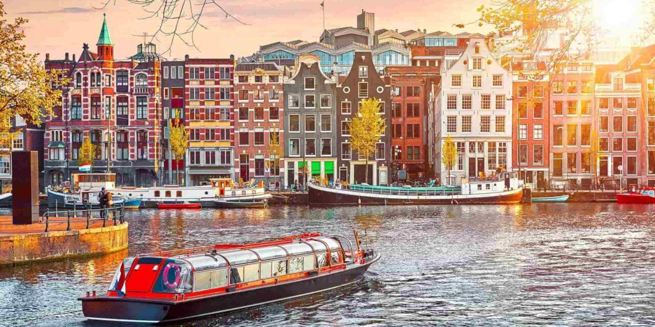 Özgürlükler Şehri Amsterdam