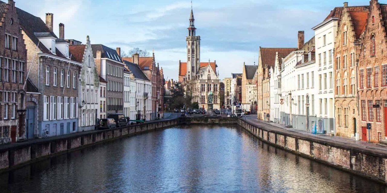 Avrupa'nın En Büyüleyici Kanal Şehirleri