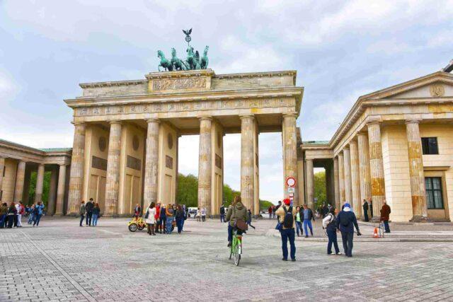 Berlin Tarihi Yapılar