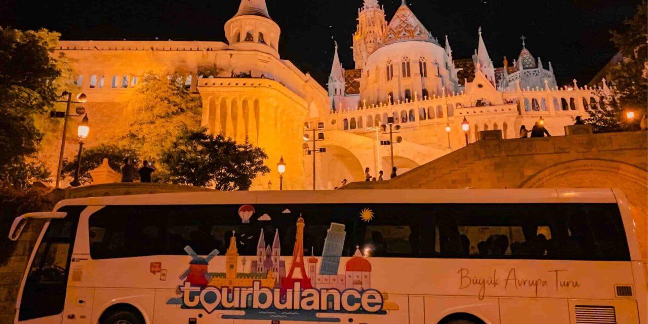 Otobüsle Avrupa Turu 2021