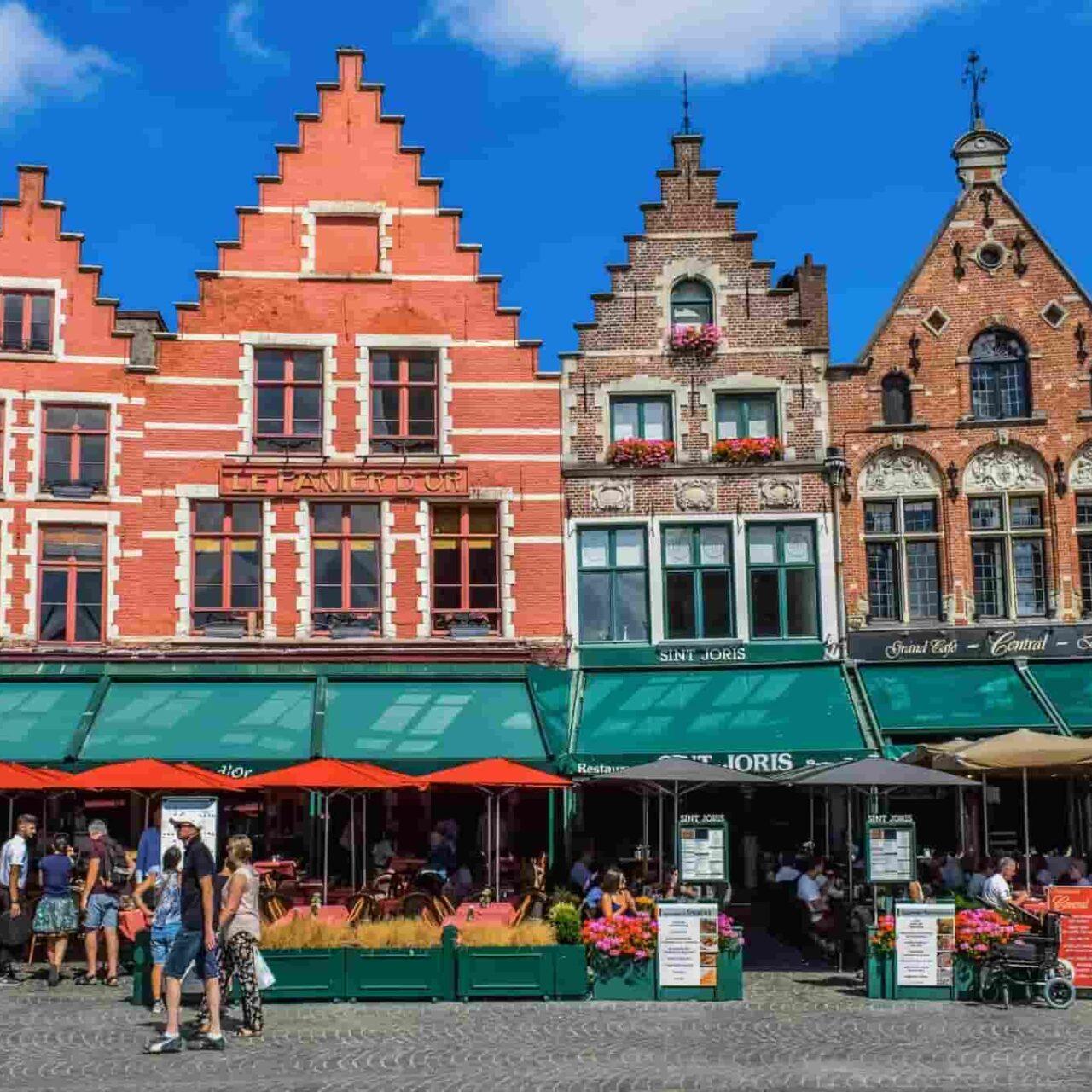 Bir Orta Çağ Şehri Brugge, Otobüsle Avrupa Turu, Tourbulance,