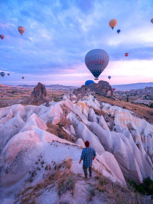 Istanbul & Cappadocia Photography Tour