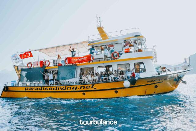 Tourbulance Camp, Scuba Diving.
