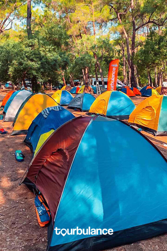 Kamp Turu, Kamp Turları, Tourbulance Camp.